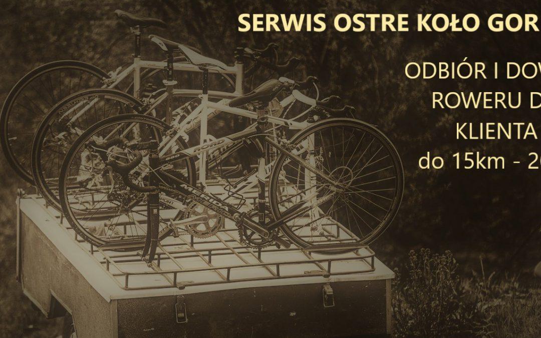 """Serwis rowerowy """"door to door"""""""